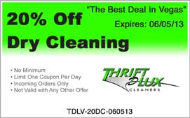 Save in May with Thrift DLux