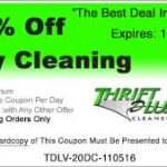 Save With Thrift DLux in October – The Coupons Are Here!