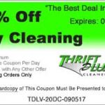 August Savings with Thrift DLux!