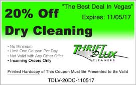 October Savings with Thrift DLux – the Coupons are Here!