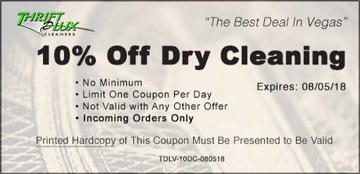 Save in July with Thrift DLux!